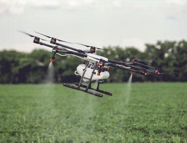 Drones agricoles